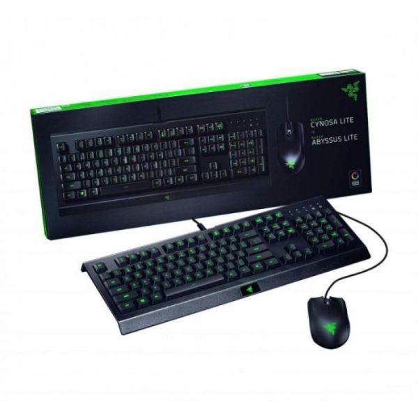 Combo Gaming De Teclado Y Mouse Con Retroiluminación_1