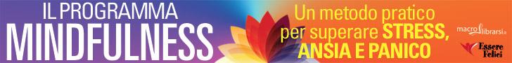 Macrolibrarsi.it presenta il LIBRO: Il Programma Mindfulness
