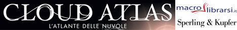 Macrolibrarsi.it presenta il LIBRO: Cloud Atlas - Atlante delle Nuvole