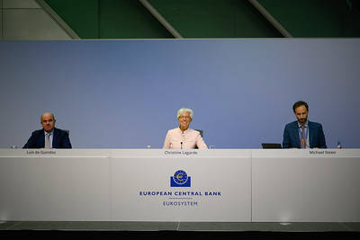 (No inflation, more QE) ECB Governing Council Press Conference – 10 June 2021