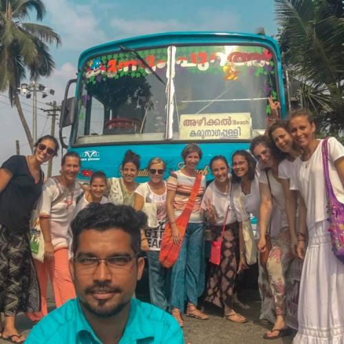 2.5 - Amma Ashram - Viagem India 2020