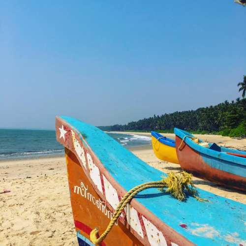 3.14 - Praia Sul India - Viagem India 2020