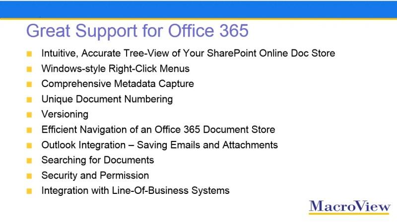 GreatSupportOffice365