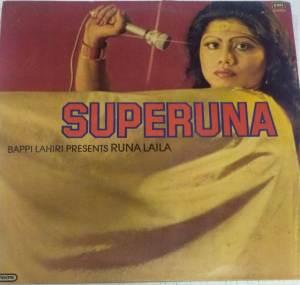 Superuna Hindi Film LP Vinyl Record www.macsendisk.com 1