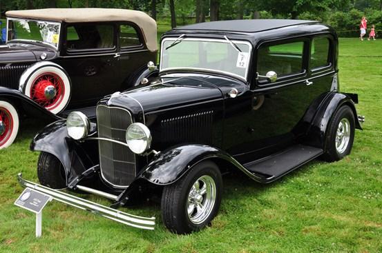 Joseph Patrico Sr. 1932 Ford Victoria