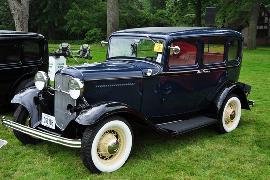 Ken Bruening 1932 Ford Fordor Sedan