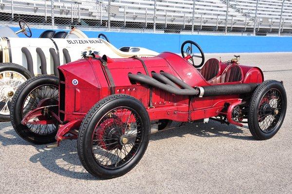 Bill Evans 1913 Isotta-Fraschini