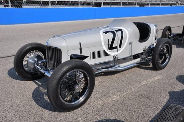 Dana Mecum 1931 Miller V16