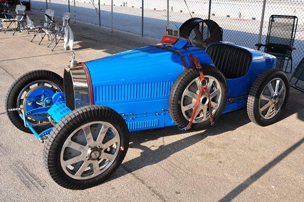 Dennis Holloway 1926 Bugatti 37A