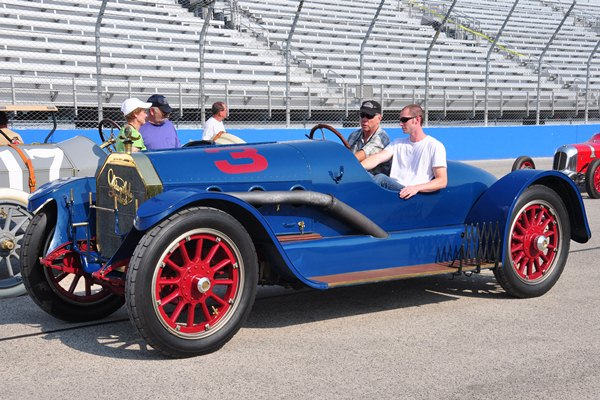 Eldon Eby 1911 Oldsmobile