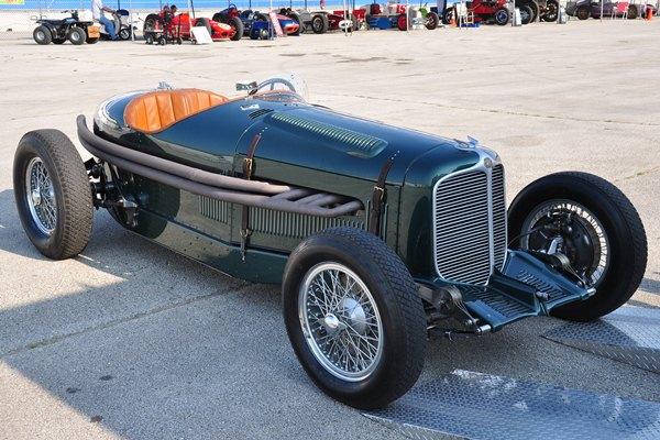 Sam Mann 1930 Chrysler Golden Seal Special