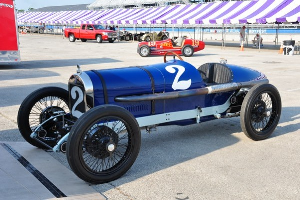 Terry Castle 1920 Durant Miller Special