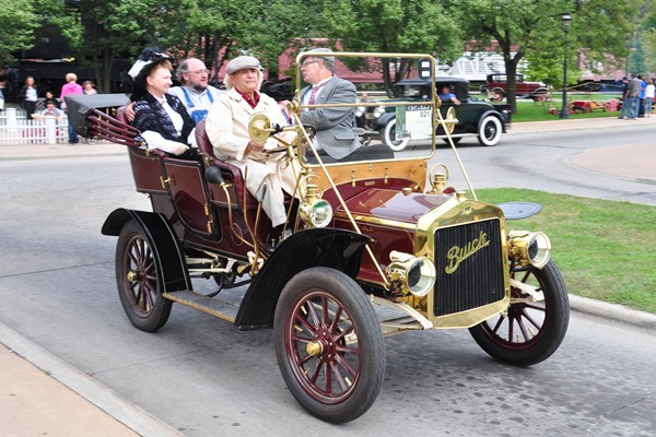 1906 Buick F Touring
