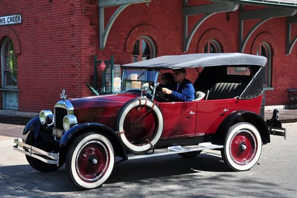 1923 Jewett Touring
