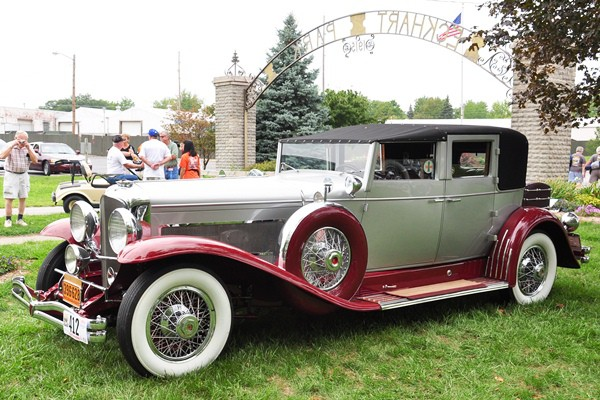 Bill Dreist 1929 Duesenberg J-237 All Weather Cabriolet