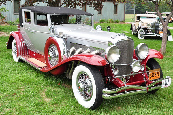 Bille Dreist Duesenberg 1929 J-237 All Weather Cabrioleet