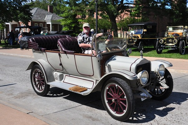 Jeff Campbell 1913 GA F30 Touring