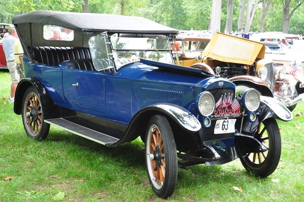 John Martin  Smith 1919 Auburn Beauty Six Touring