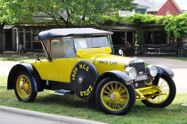 Michael P. Barry 1920 HCS Series 2 roadster