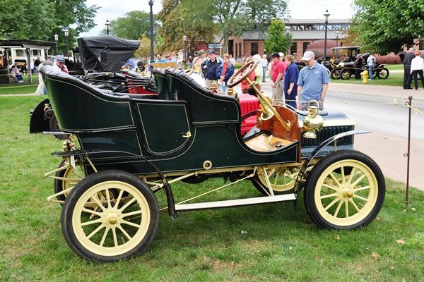 Wayne Coffman 1906 Ford Model F Touring