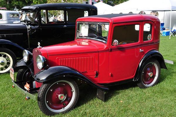 William Dreist 1932 American Austin Coupe