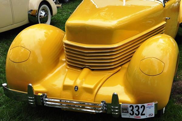 Yellow Cord 810