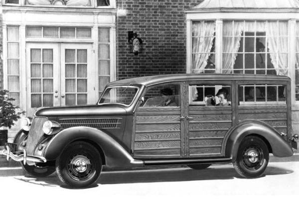 1936 Ford Station Wagon