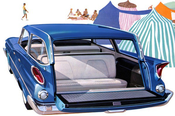 1960 Chrysler Windsor Town & Country