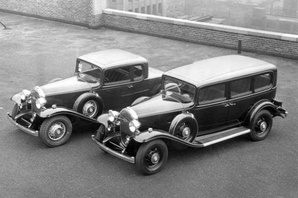 The Year In Cars 1932 Mac 39 S Motor City Garage