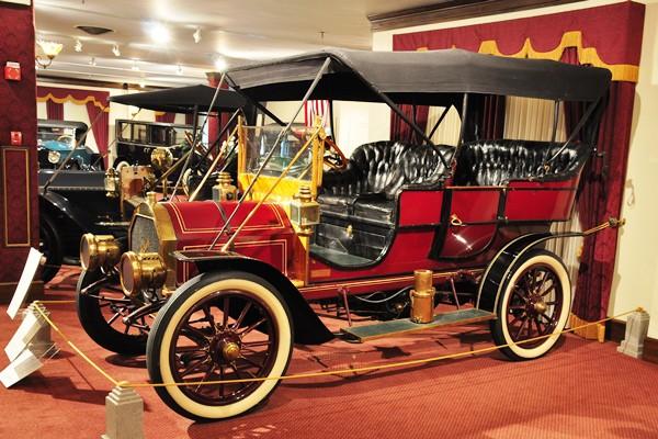 1904 Auburn oldest surviving Auburn