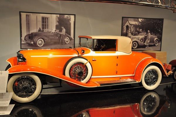 1929 Cord L-29 Cabriolet Frank Lloyd Wright