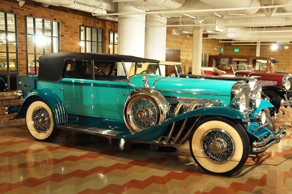 1930 Duesenberg J Murphy Convertible Sedan