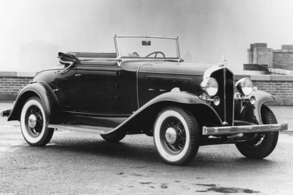 1932 Pontiac Roadster