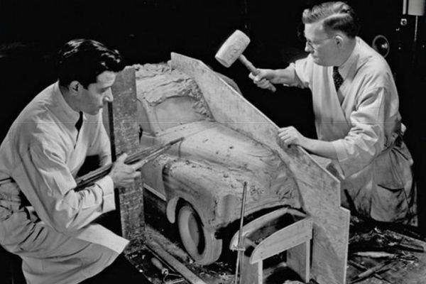 GM Styling 1946