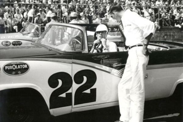 Glen Wood 22 1956 Ford