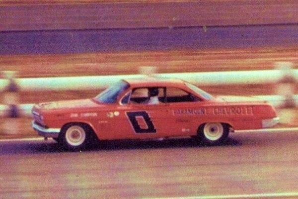 0 Dave MacDonald 1962 Chevrolet 1963 Motor Trend 500