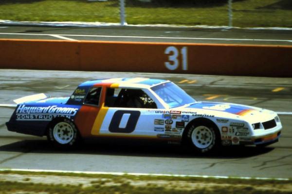 0 Delma Cowart Chevrolet Monte Carlo 1984
