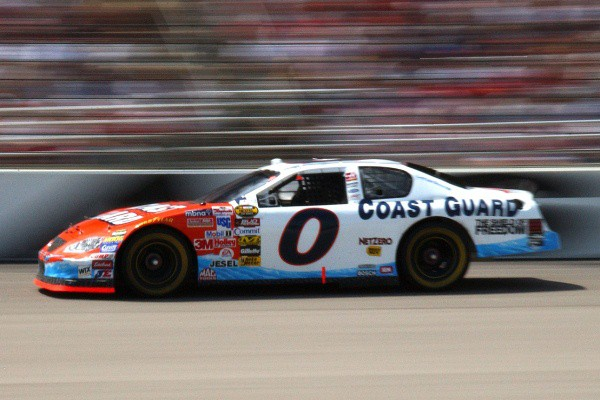 Mike Bliss Coast Guard Chevrolet Monte Carlo 2005