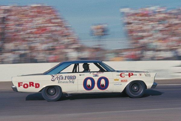AJ Foyt '65 Ford Riverside 1965