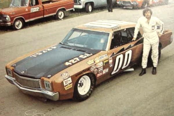 00 Bobby Mausgrover 1971 Chevrolet Monte Carlo 1973