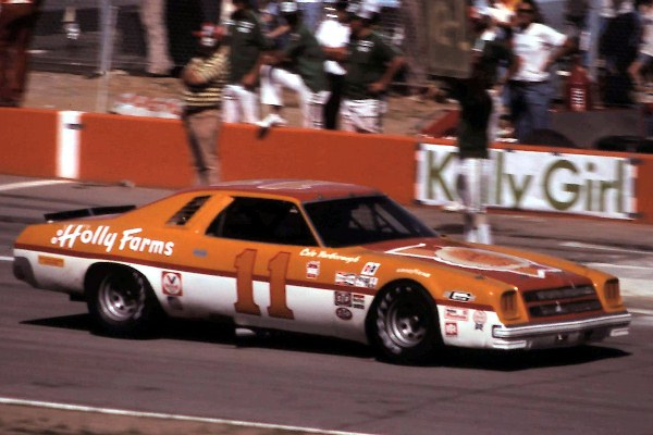 11 Cale Yarborough Holly Farms Chevrolet