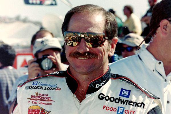 3 Dale Earnhardt Sr.