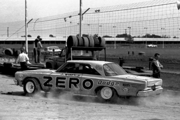 Zero Jay Wyatt 1965 Dodge dirt fairgrounds