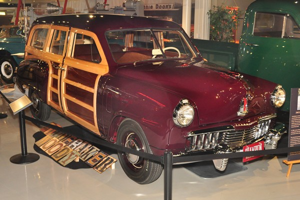 1947 Studebaker Champion Station Wagon