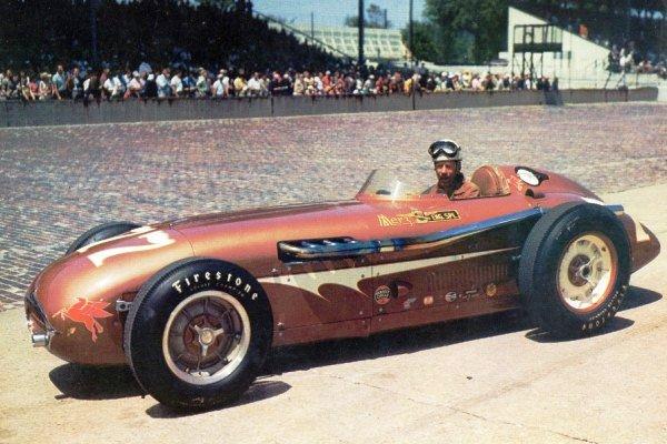 1955 Kurtis KK500C Walt Faulkner Merz Engineering Spl.