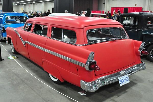 1956 Ford Station Wagon