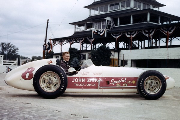 1956 Watson Pat Flaherty John Zink Special  '56 Indy 500 winner