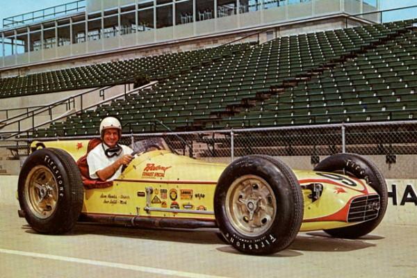 1957 Salih-Offy Sam Hanks '57 Indy 500 winner