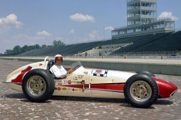 1961 Trevis Watson AJ Foyt Bowes Seal-Fast Special