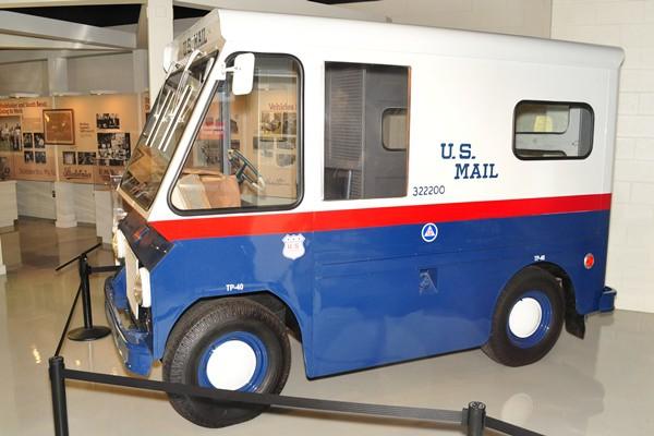 1963 Studebaker Zip Van U.S. Postal Service